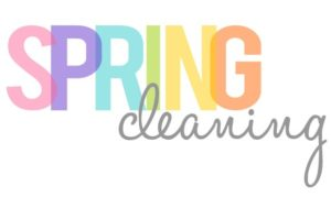 RV Spring Cleaning